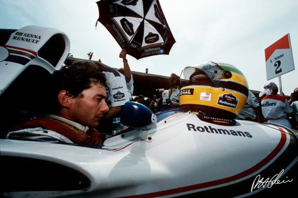 Williams Senna