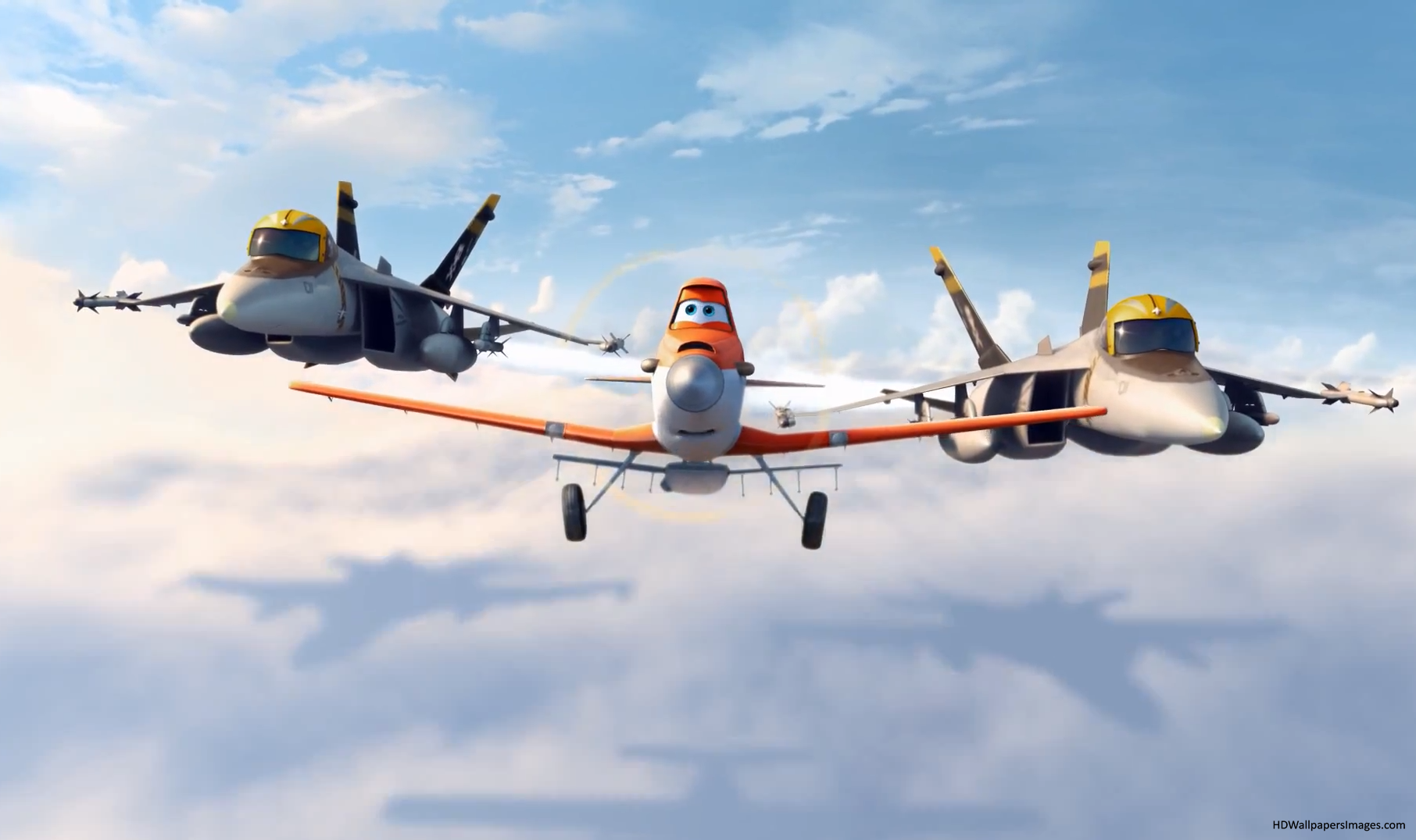 Disney's Planes crashes and burns in a lazy, boring heap ...